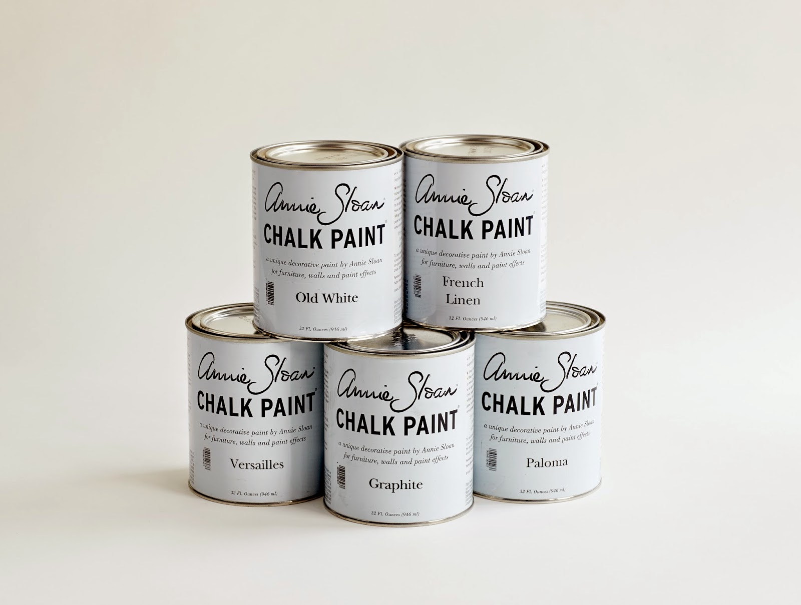 Botes de chalk paint de Annie Sloan