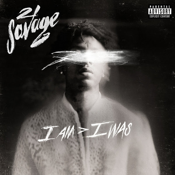 21 Savage - i am > i was (Deluxe) Cover