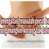Tips mengatasi masalah perut buncit yang mungkin korang tak tahu.