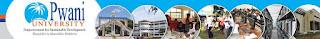 Pwani university certificate