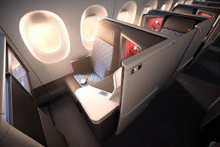 Delta One suite, Delta Air Lines, Airbus A350 long-haul international
