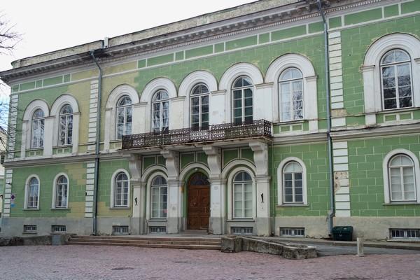 estonie tallinn vieille ville toompea