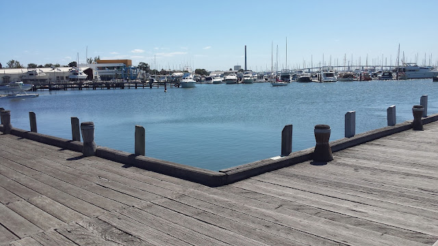 Gem Pier, Williamstown