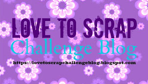 DT-Favourites at Love To Scrap Challenge!