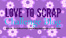 SPREAD THE SCRAPPY LOVE AND GRAB A BADGE