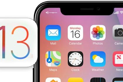 Apple IOS 13 Rilis : ini dia Fitur baru , Pembaharuan, Tanggal Rilis dan Daftar Keinginan