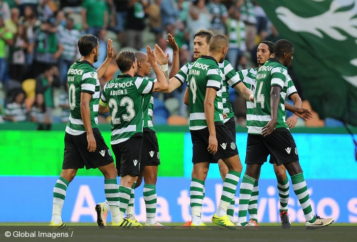 Maillot Sporting CP Petrovic