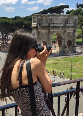 Visita guiada en español al Coliseo y Foro Romano