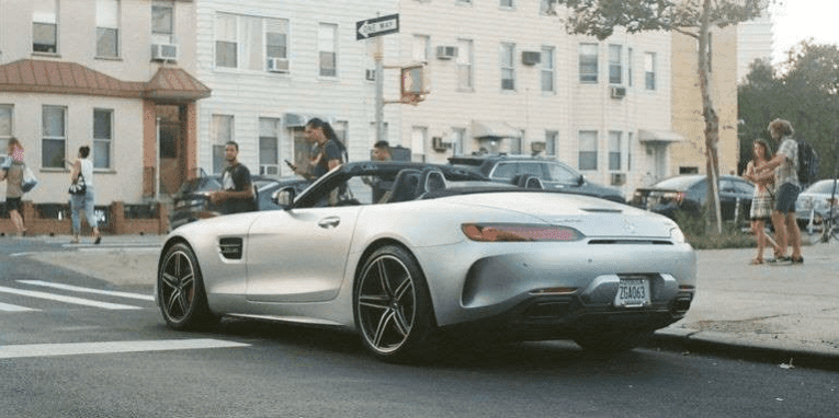 Mercedes-AMG GT C Convertible
