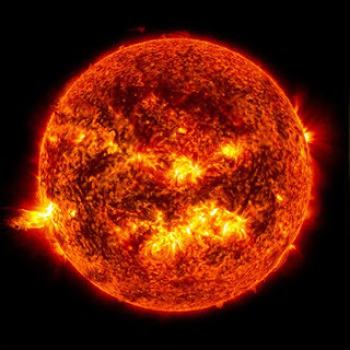 太陽の異常
