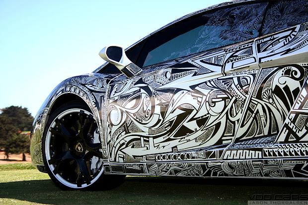 Lamborghini Sharpie Car