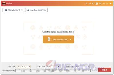 Aiseesoft Burnova 1.1.6 Full Terbaru
