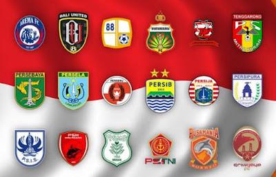 Jadwal Lengkap Liga 1 2018 - Siaran Langsung Indosiar, OChannel, tvOne
