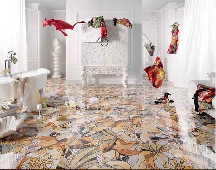 Decoración cerámica modernista Terra Antiqva Zaragoza