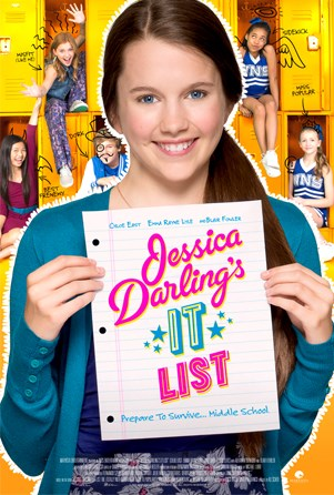 As Metas de Jessica Darling Dublado