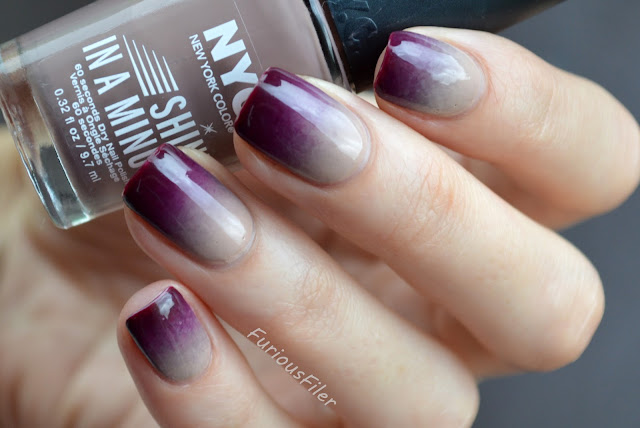 blood creepy gradient glossy halloween burgundy
