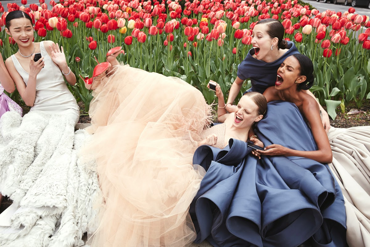 Met Gala Looks photographed by Cass Bird  From Cool Chic Style Fashion