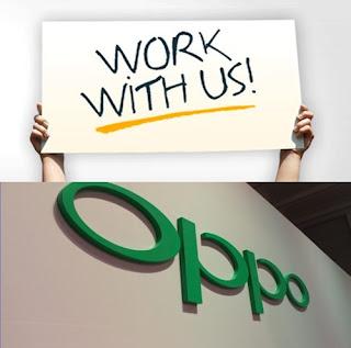 Oppo Indonesia - SPG/SPB (Promotor)