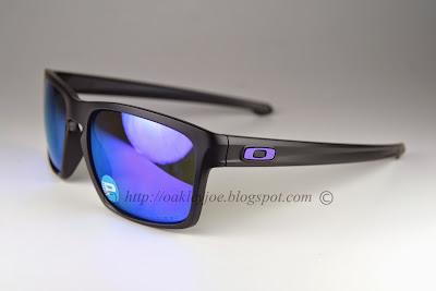 ffcbf67b3e oakley sliver f violet iridium