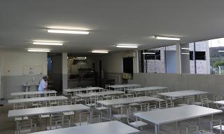 Realizadas manutenções e consertos no Restaurante Universitário do CES/UFCG durante o recesso