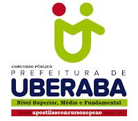 Apostila Prefeitura de Uberaba para Agente Administrativo,