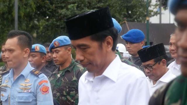 Jokowi Mau Kunjungi Korban Gempa Aceh, Tapi …