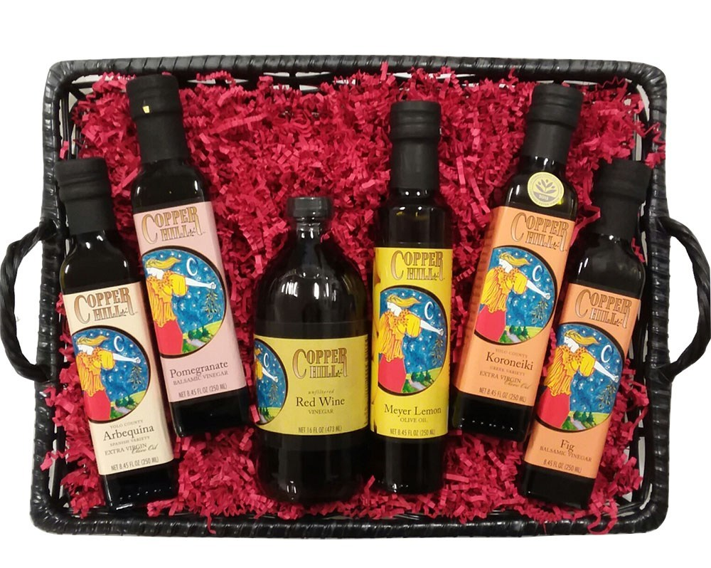 Copper Hill Olive Oil Gifts Sets