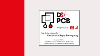 Screenshot 1 : DesignSpark PCB 3D Software PCB | Software Elektronika
