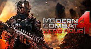 Gratis Download Modern Combat 4: Zero Hour APK
