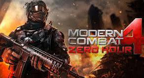Gratis Download Modern Combat 4: Zero Hour APK