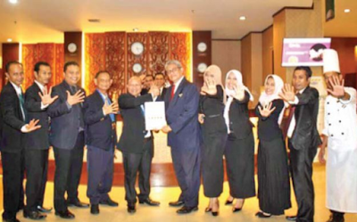 Kini, Hermes Palace Hotel menjadi Bintang 5