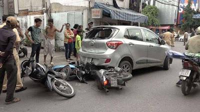 Nguyên nhân gì khiến ô tô trở thành xe điên