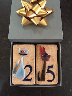 gift door numbers