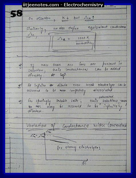 Electrochemistry chemistry13