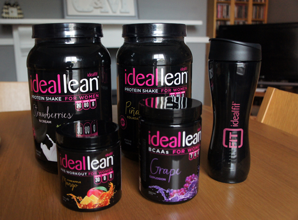 IdealFit Products