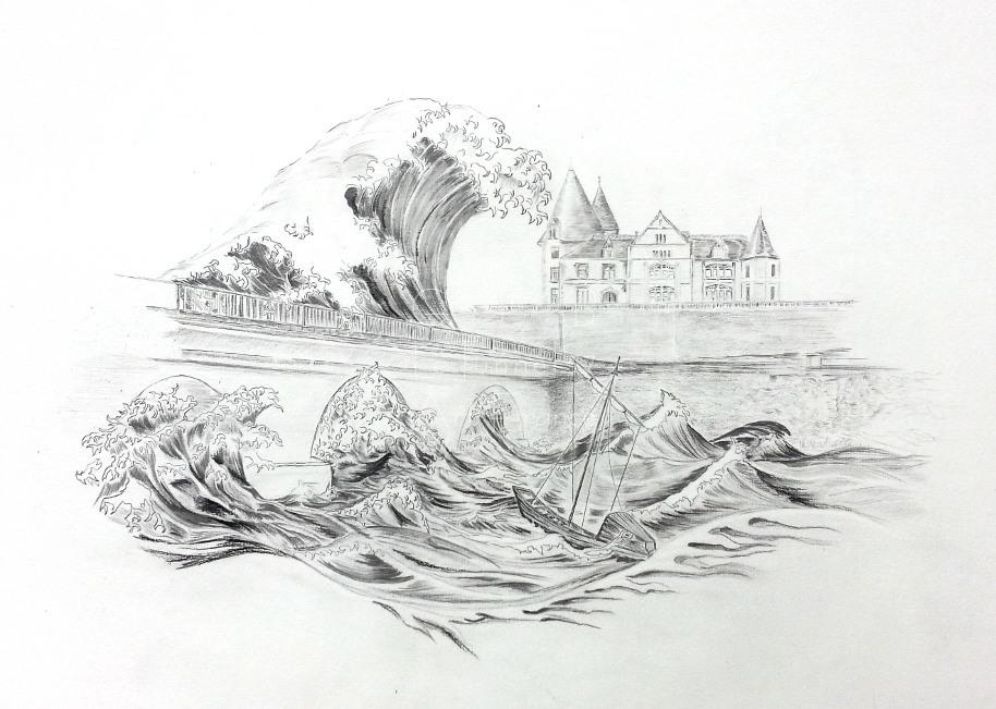 Super Atelier LT 37 - Cours Arts & Expos: Diaporama dessin & graphisme  TD83