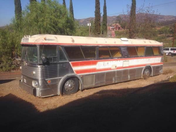 Motorhome Project, 1965 MCI Single Axle Bus | Auto