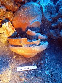 Σπάνια βυζαντινά σκεύη βρέθηκαν στα ανοικτά των ακτών της Αττάλειας
