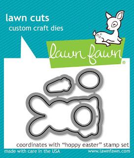 Lawn Fawn - Hoppy Easter Lawn Cuts