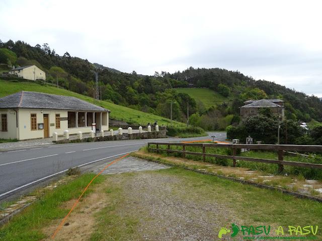 Casa de la Apicultura, Boal