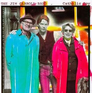 THE JIM CARROLL BAND - Catholic boy Los mejores discos de 1980