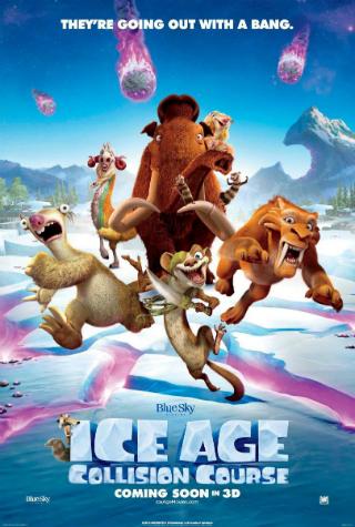Ice Age: Collision Course [2016] [DVDR] [NTSC] [Custom] [Latino]