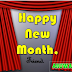 HAPPY NEW MONTH (MARCH) TO YOU!!!