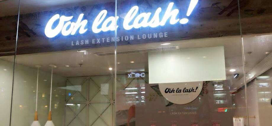 Give It A Bash Ooh La Lash The Best Eyelash Extension For Me