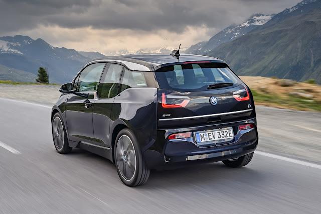 BMW'den elektrikli araba projesi