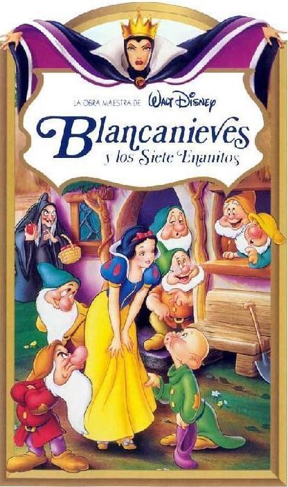 Foto de portada de Blancanieves y los siete enanitos