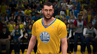 GSW Yellow Short-Sleeved Christmas Uniforms