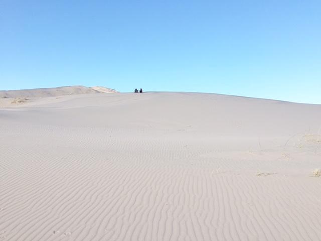 kelso sand dune mojave desert summit boys