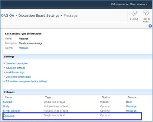 Microsoft Office 365 & Azure: Categorize discussion Forum