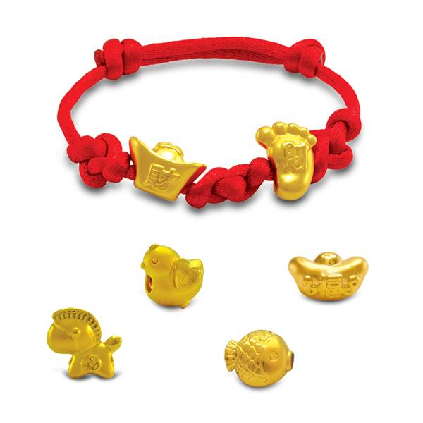 WAH CHAN & Jewellery - Auspicious Tidings of the Golden Rooster